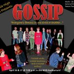 "WHS Presents ""Gossip"" This Weekend"