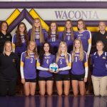 Volleyball Team Advances in Section Play