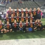 Girls Soccer Earns Section 6A Second Place
