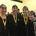Swimmers to STATE!