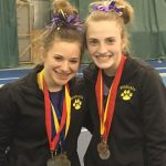 TWO Gymnasts Advance to STATE!