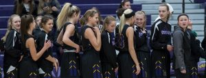 Girls Basketball vs. Eagan  12/8/17