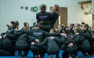Gymnastics vs. Edina   12/19/18