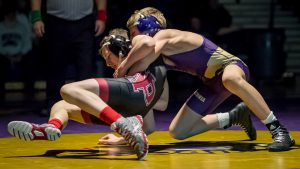 Wrestling vs. New Prague  1/4/18