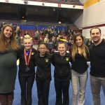 Gymnasts Excel at State!