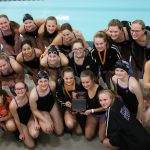 Waconia Girls Swim & Dive finishes 3rd at Section True Team