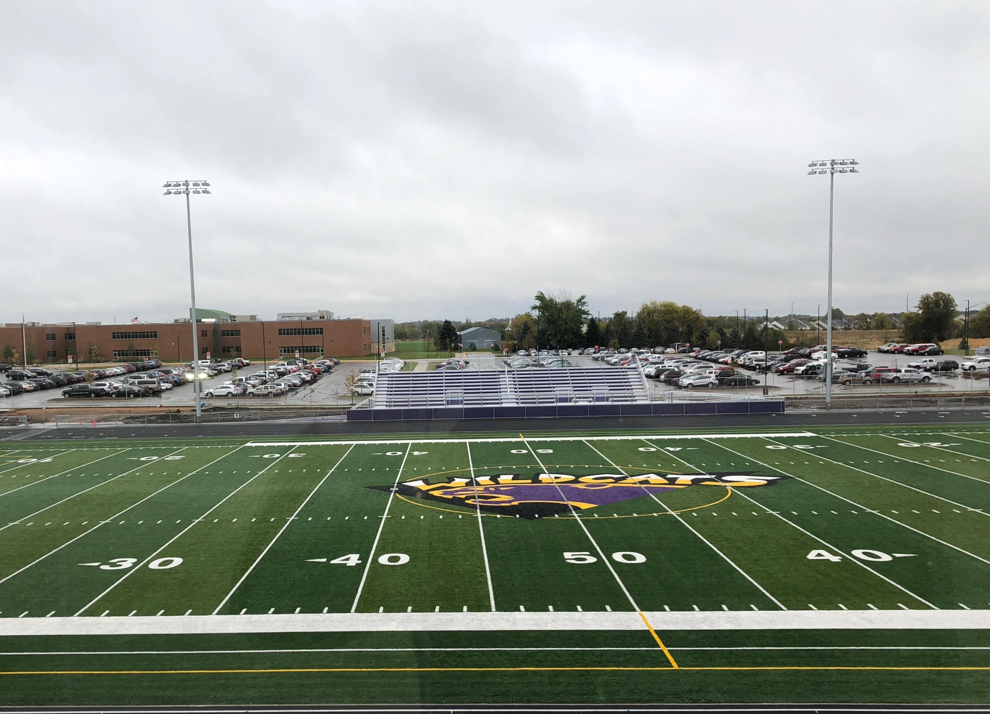 WHS Turf Field Opens!