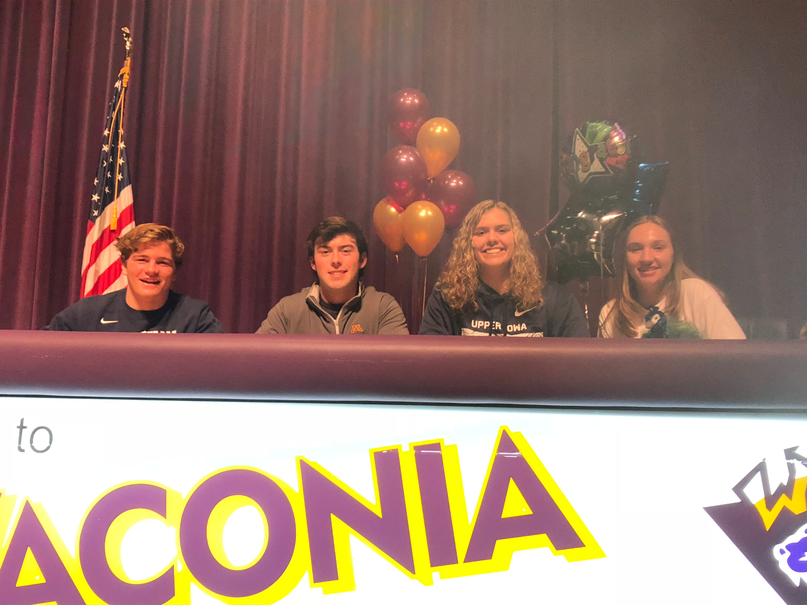 NCAA Early Signing Date – Congrats Wildcats!