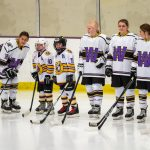Girls Hockey Inaugural Home Game 2018 - Pictures by Tim Kruse