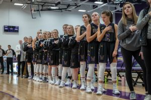 Girls Basketball 2018-19  Photos by Tim Kruse