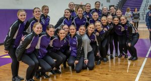 Dance Team Photos from 12/13/18 by Tim Kruse