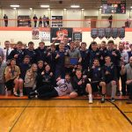 Wrestling Team Seeded #3 at State