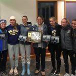 Girls Cross Country Conference Champs!