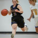 Girls Basketball 2019-20 Courtesy of Tim Kruse