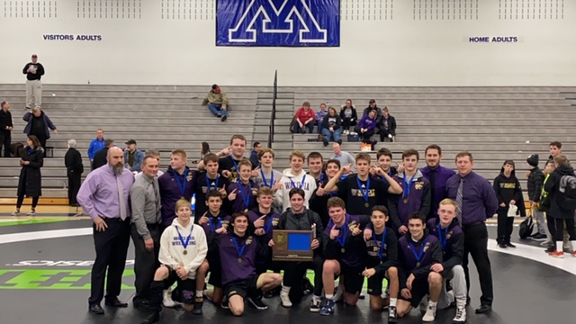 Wrestling Team to STATE!