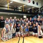 Girls Basketball Team to STATE!
