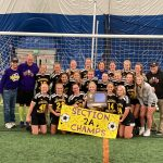 Fall Champions – Girls Soccer!