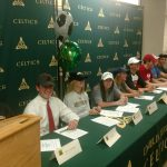 College Signing Day – Wednesday, May 8th 2019