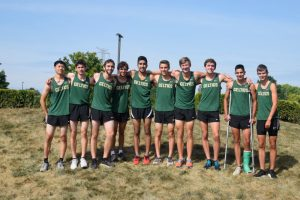 2019 Boy's Cross Country Team