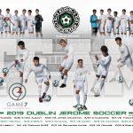 2019 Boys Soccer Poster