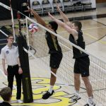 Dublin Jerome Men's Volleyball Photo Gallery