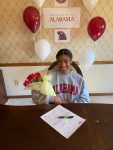 Signing Day: Jerome's Shania Adams to compete at Alabama