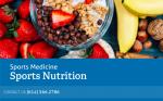 Ohio Health Sports Nutrition