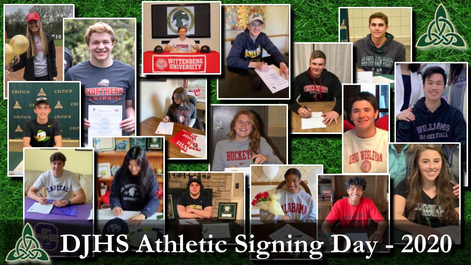 Signing Day - May 2020