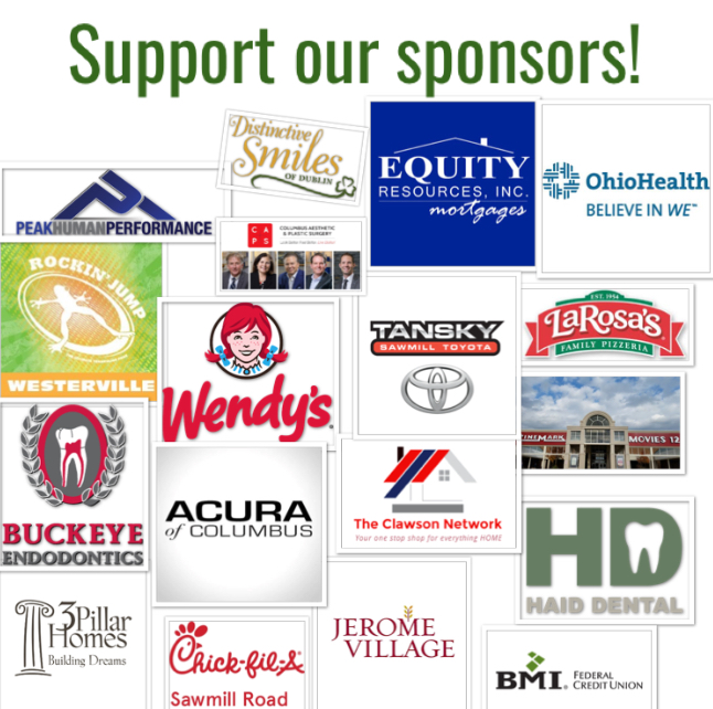 Support Our Sponsors!
