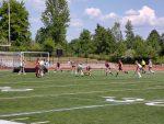 Girls Varsity Field Hockey beats Walsh Jesuit 3 – 0