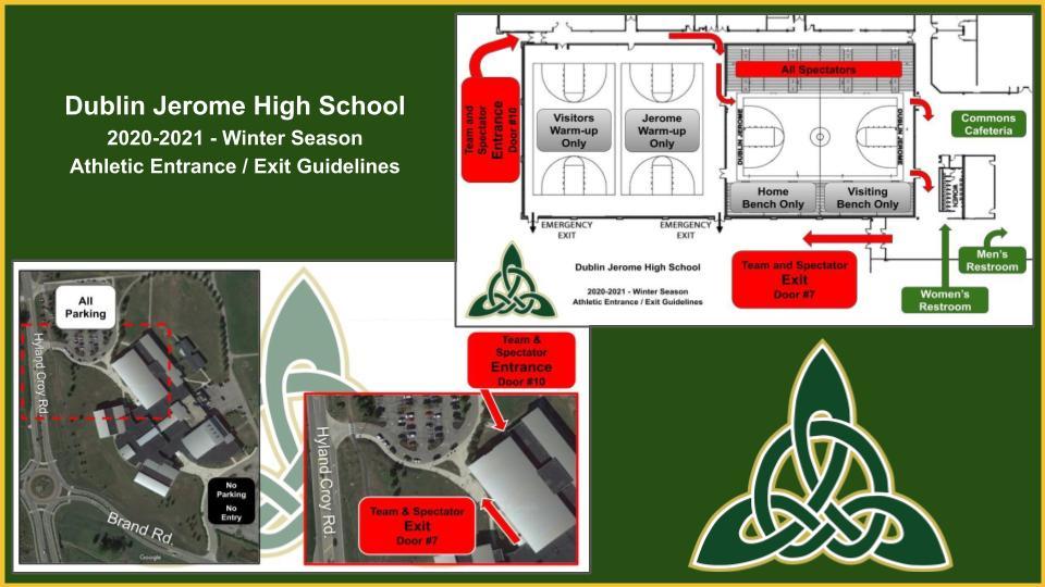 COVID-19 Venue Operations Plan – Winter Season 2020-2021