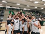 Boys Varsity Volleyball emerge as BATTLE OF DUBLIN CHAMPS