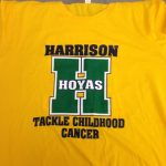 Harrison's Night to Tackle Childhood Cancer – Gold Out