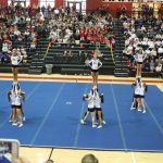 Competition Cheer wins