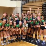 Volleyball makes it 6 straight Area Championships