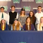 Fall Signing Day at Harrison