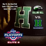 Baseball vs. Collins Hill in Final 8 (Tuesday)