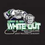"""White Out"" at East Paulding on Friday"
