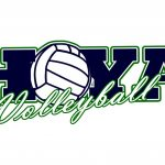 Lady Hoya Volleyball rolling