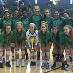 Volleyball wins Area Tournament