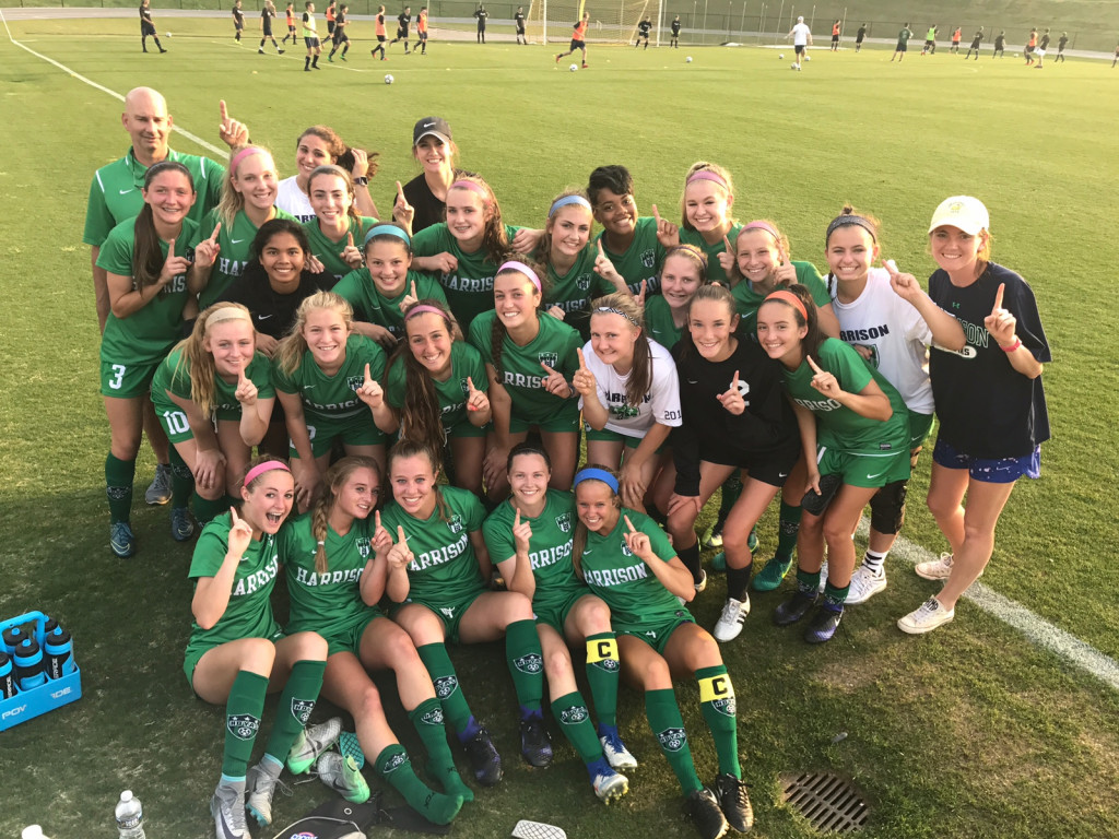 Lady Hoya soccer hosts Lee County Trojans in Semis