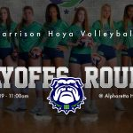 Hoya Volleyball – Playoff Bound