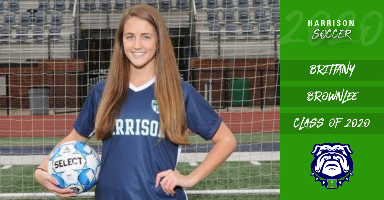 Senior Night Article – Brittany Brownlee