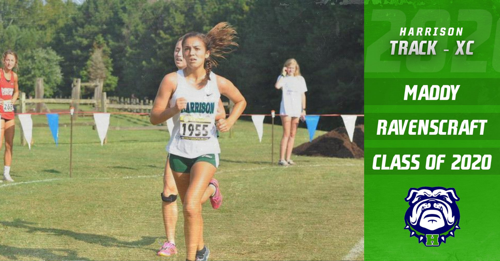 Senior Night Article – Maddy Ravenscraft