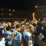 South Salem High School Junior Varsity Football beat McMinnville 20-0