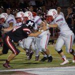 South Salem High School Varsity Football beat McMinnville 34-20