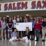 JERSEY MIKE'S DONATES $3180 TO SOUTH SALEM HIGH