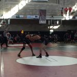 South Salem High School Coed Varsity Wrestling finishes 11th place