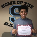 Dave Johnson's Athletes of the Week for Jan. 4th-8th