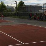 Saxon Women's Tennis Beats Vikings